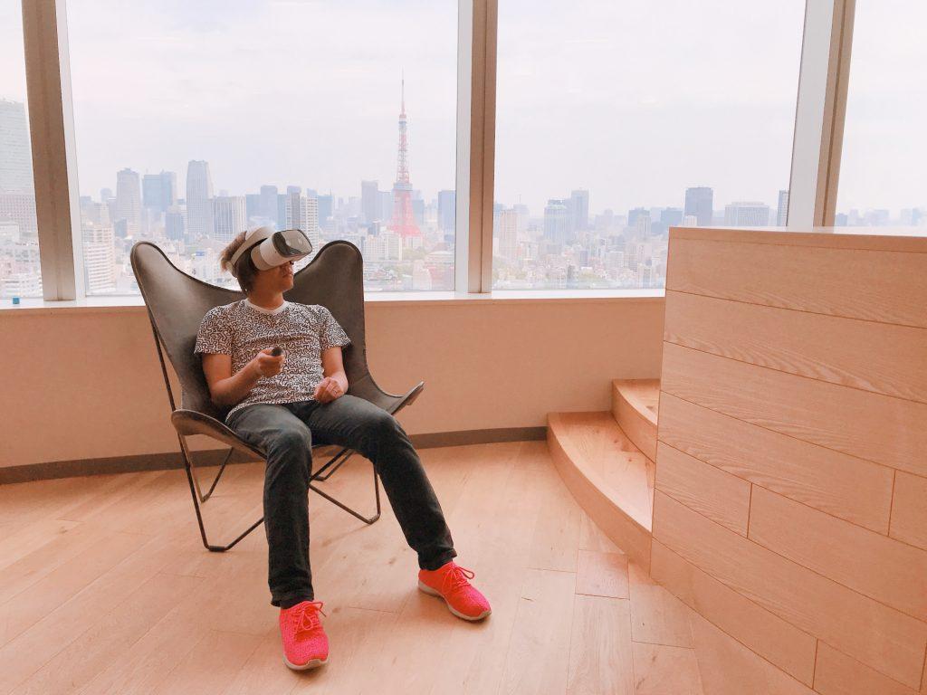 VR空間での面接が当たり前になる? 〜VR面接、はじめました。〜